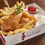 Inside Gordon Ramsay's New Las Vegas Restaurant – Recipe Fish And Chips Gordon Ramsay