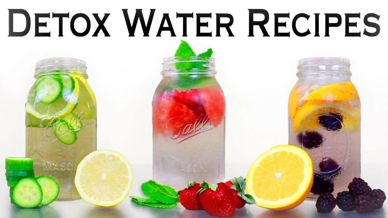 🔥 INSTANT BELLY FAT BURNERS! 11 Detox Water Recipes for Weight Loss,  Energy, & Anti-Aging! 🔥 - Recipes For Detox Weight Loss Water