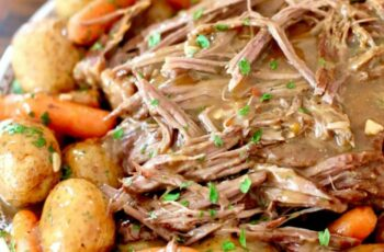 INSTANT POT BEEF POT ROAST | The Country Cook
