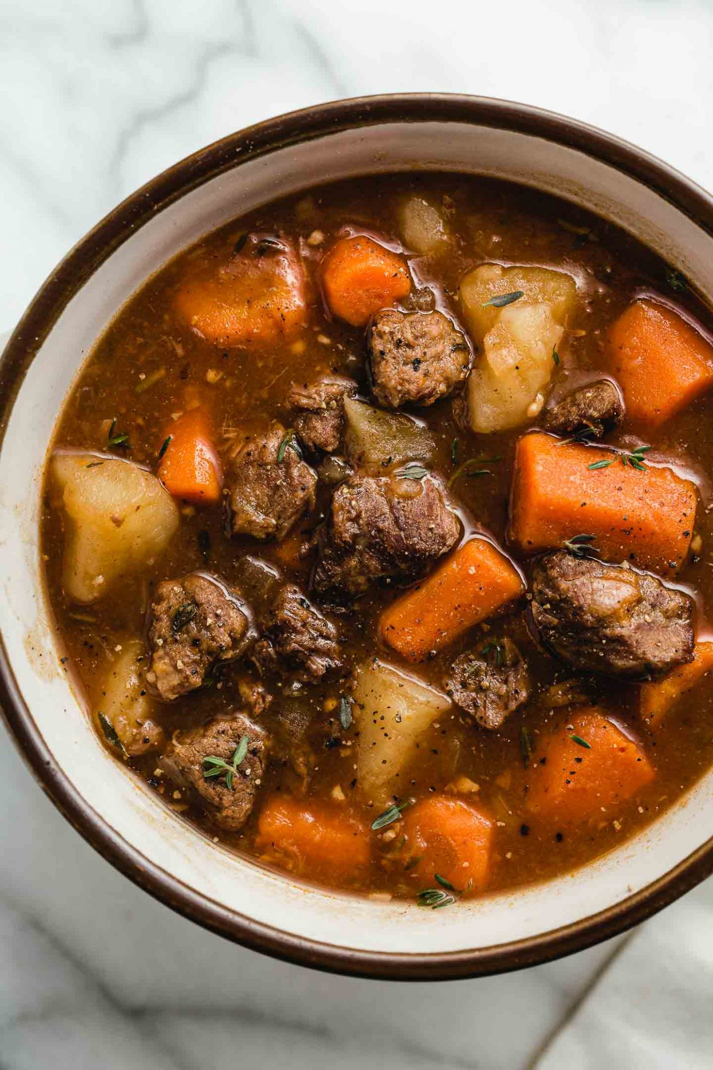 Instant Pot Beef Stew - Recipes Of Beef Stew