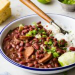Instant Pot Red Beans and Rice (Vegan) - The Simple Veganista