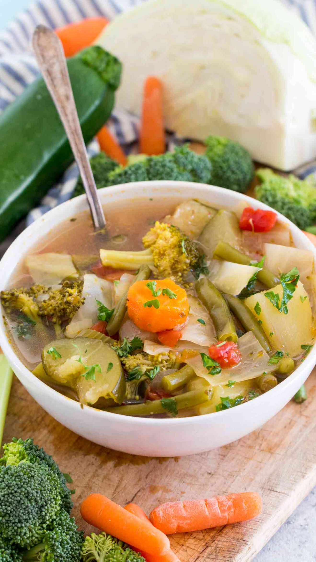 Instant Pot Weight Loss Soup - Recipe Weight Loss Soup