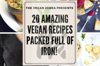 Iron Packed Vegan Recipes (12 From the Best Vegan Bloggers | Vegan ...