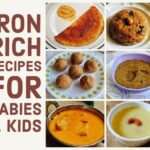 Iron Rich Foods For Babies, Toddlers And Kids (with Recipes ..