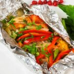 Italian Fish And Veggie Packets – Recipes Fish In Foil Packets