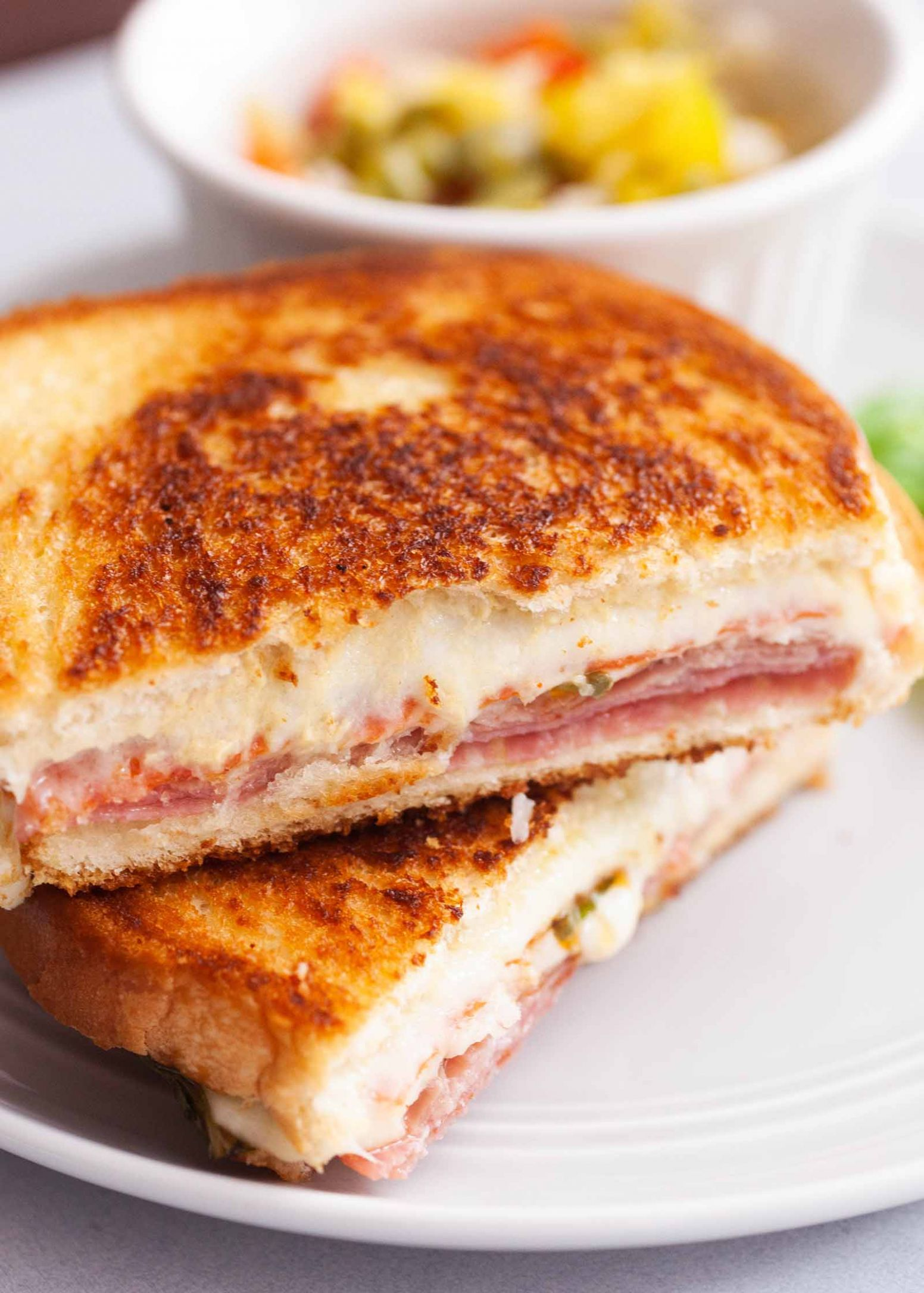 Italian Grilled Cheese Sandwiches - Sandwich Recipes To Go