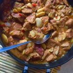 Jamaican Pork and Beans | Cook Like A Jamaican