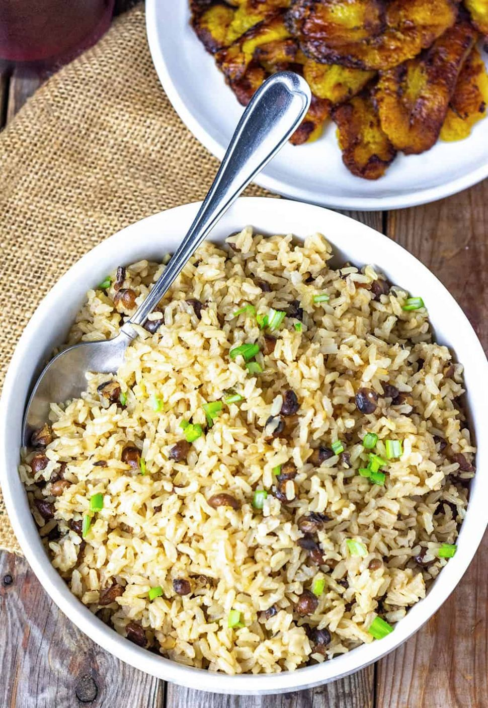 Jamaican Rice And Pigeon Peas - Recipes Rice And Peas