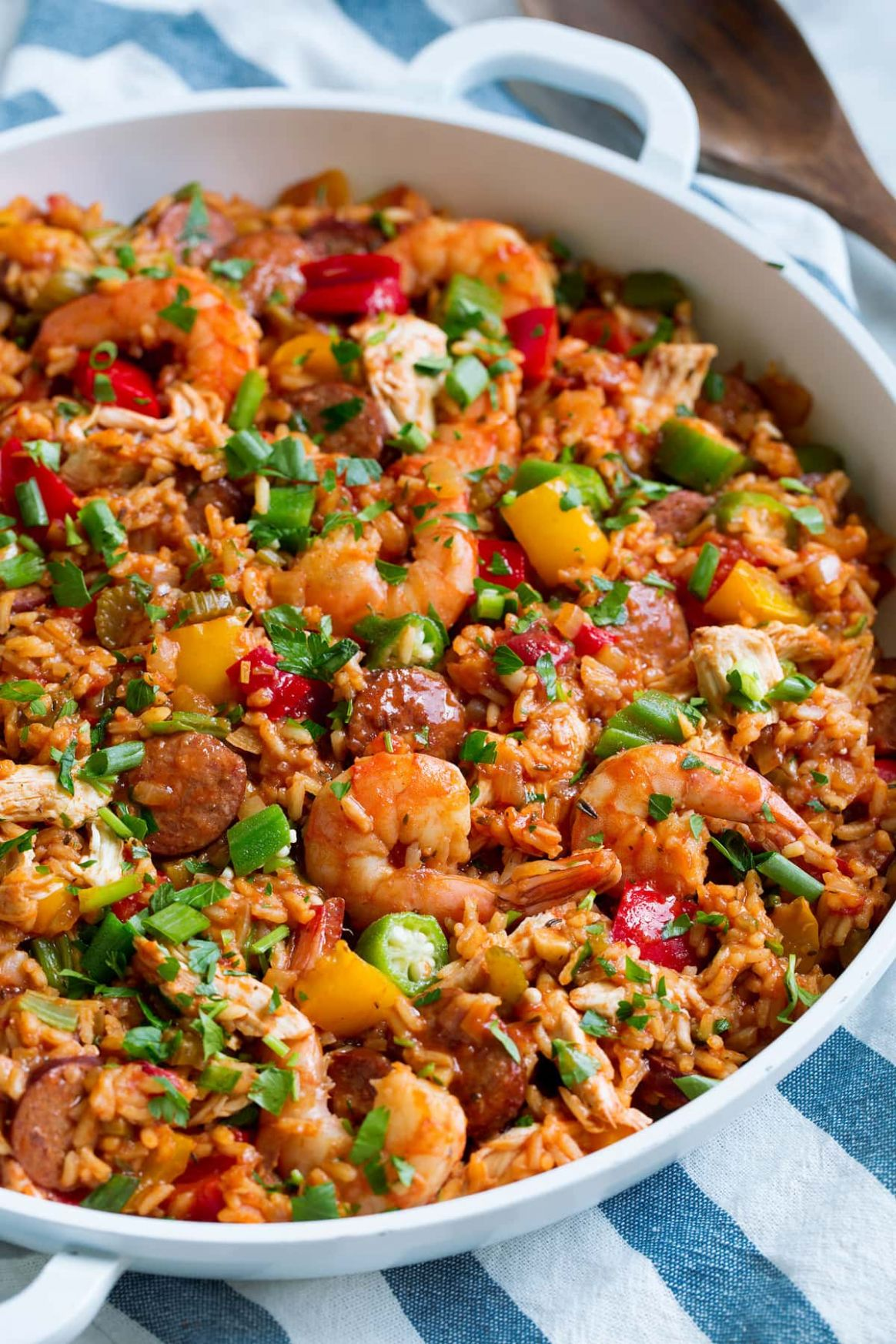 Jambalaya - Easy Recipes Jambalaya