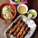 Jamie Oliver's 11 Minute Recipes: Chicken Skewers, Amazing Satay Sauce,  Fiery Noodle Salad, Fruit & ..