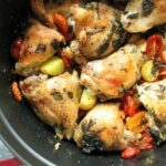 Jamie Oliver's Chicken With Tomatoes & Basil – Recipes Chicken Jamie Oliver