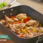 Jamie's Hit N Run Traybaked Chicken Recipe – Jamie's Table – Recipes Chicken Jamie Oliver