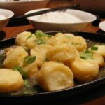 Japanese Egg Tofu | Go the my blog Kok Robin for the recipe … | Flickr