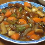 Japanese Food Recipies | … And Sour Pork (Subuta) Recipe ..