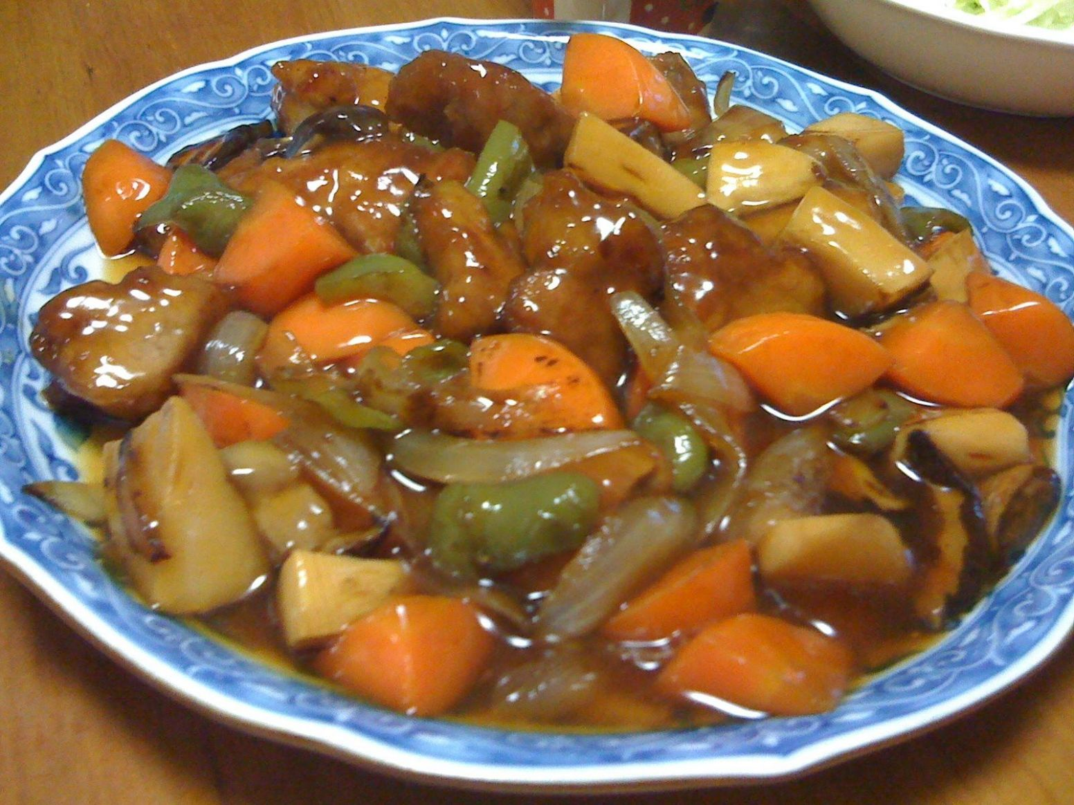 Japanese food recipies | ... and Sour Pork (Subuta) Recipe ..