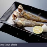 Japanese Style Grilled Fish Stock Photo: 9 – Alamy – Fish Recipes Japanese Style