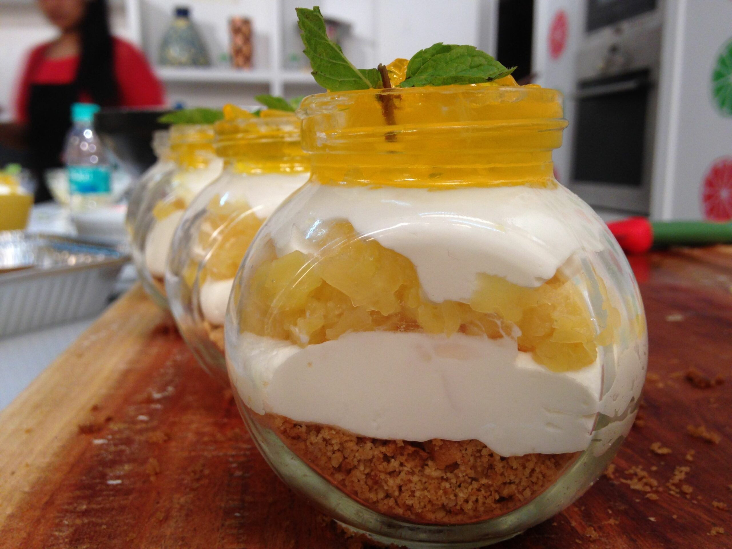 Jar Excellence 12 fabulous recipes for desserts in   Recipes   Chef ..