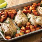Jerk Chicken With Sweet Potatoes Sheet Pan Dinner – Dinner Recipes Kenya