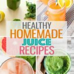Juicing Recipes For Health And Wellness – The Girl On Bloor – Healthy Recipes Juice