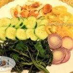 Kangkong Salad – Vegetable Recipes In The Philippines