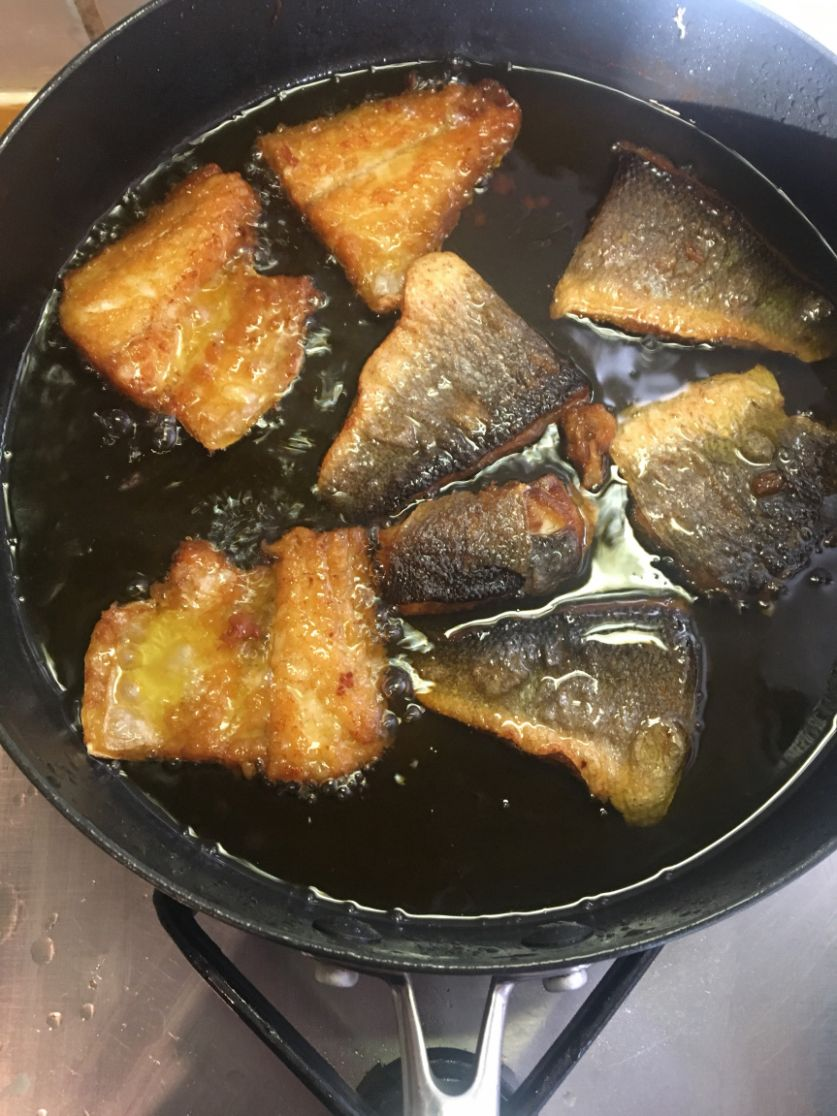 Kashmiri Fish with Vegetables – Gaade (with step by step pictures ..