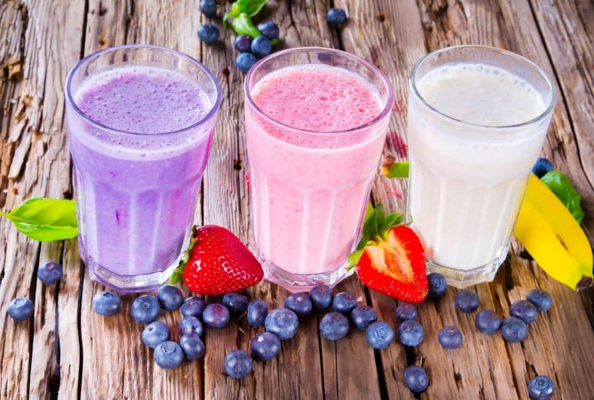 Kefir smoothie recipes for weight loss with fruit and vegetables - Kefir Recipes For Weight Loss