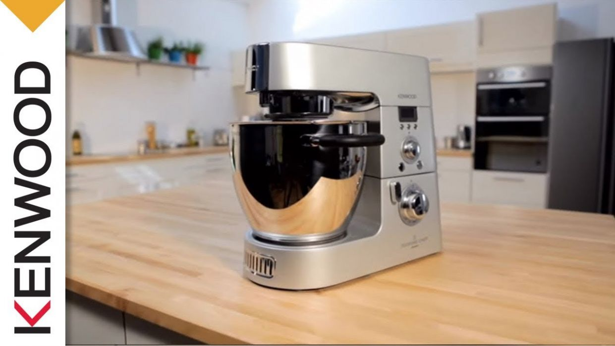 Kenwood Cooking Chef Kitchen Machine | My First Recipes - Recipes Kenwood Cooking Chef