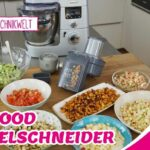 Kenwood Würfelschneider / Cooking Chef – Recipes Kenwood Cooking Chef