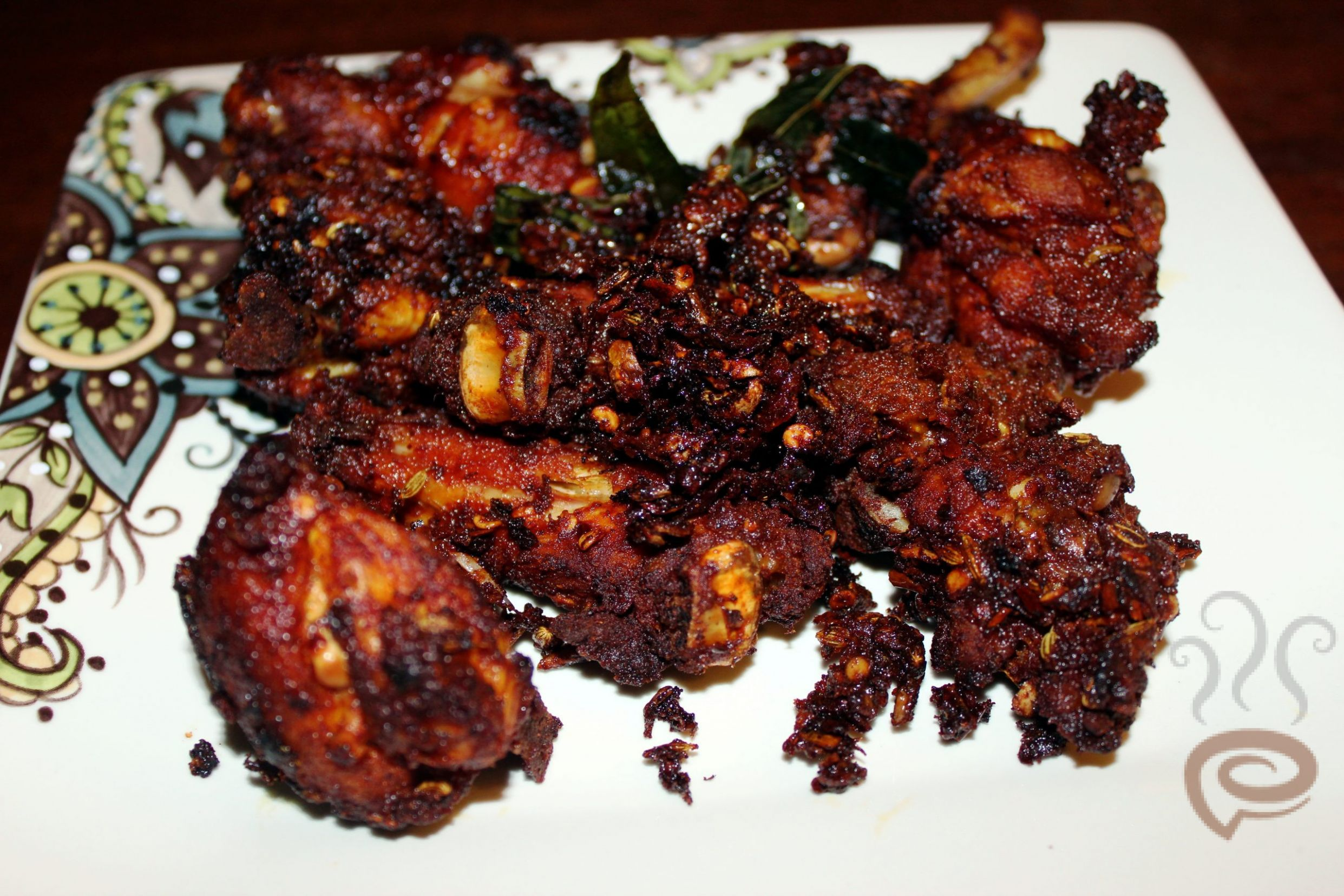 Kerala Chicken Fry - Recipes Chicken Fry