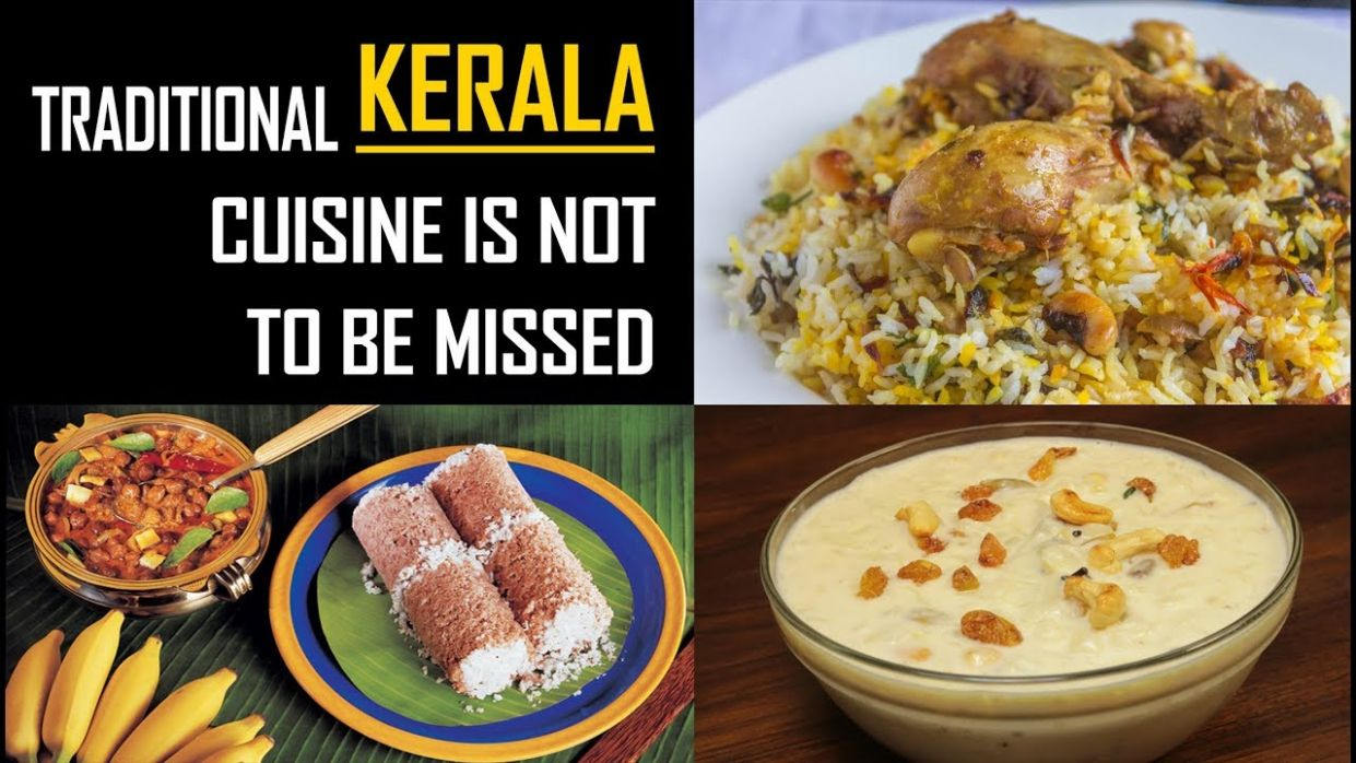 Kerala Cuisine | Popular recipes of Kerala Food | Kerala Dishes from The  God's Own Country - Cooking Recipes Kerala