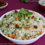 Kerala Style Vegetable Pulao | Pulavu Recipe – Recipes Rice For Pulao