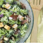 Keto Broccoli Salad Recipe With Bacon & Cheddar! – Broccoli Salad Recipes Za