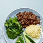 Keto Ground Beef Plate With Cheese — Recipe — Diet Doctor – Weight Loss Recipes Ground Beef