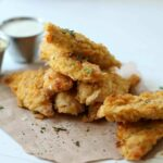 Kettle Chip Chicken Strips – Recipes Using Potato Chip Crumbs