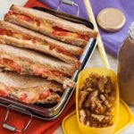 Kids Lunch Box Ideas: Grilled Tomato Cheese Sandwich With ..