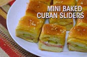 King's Hawaiian Recipe: Mini Baked Cuban Sliders