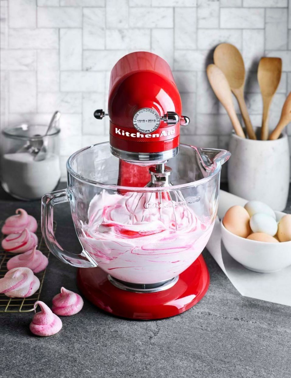 KitchenAid® Limited Edition 12-Qt. Queen of Hearts Artisan Stand ..
