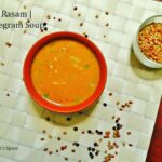 Kollu Rasam | Horse gram Soup – weight loss recipe | Malini's Space