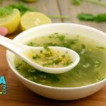 Lemon And Coriander Soup (Vitamin C Rich) By Tarla Dalal – Soup Recipes Video
