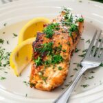 Lemon Dill Pan Fried Salmon – Craving Home Cooked – Recipe Fish Dill