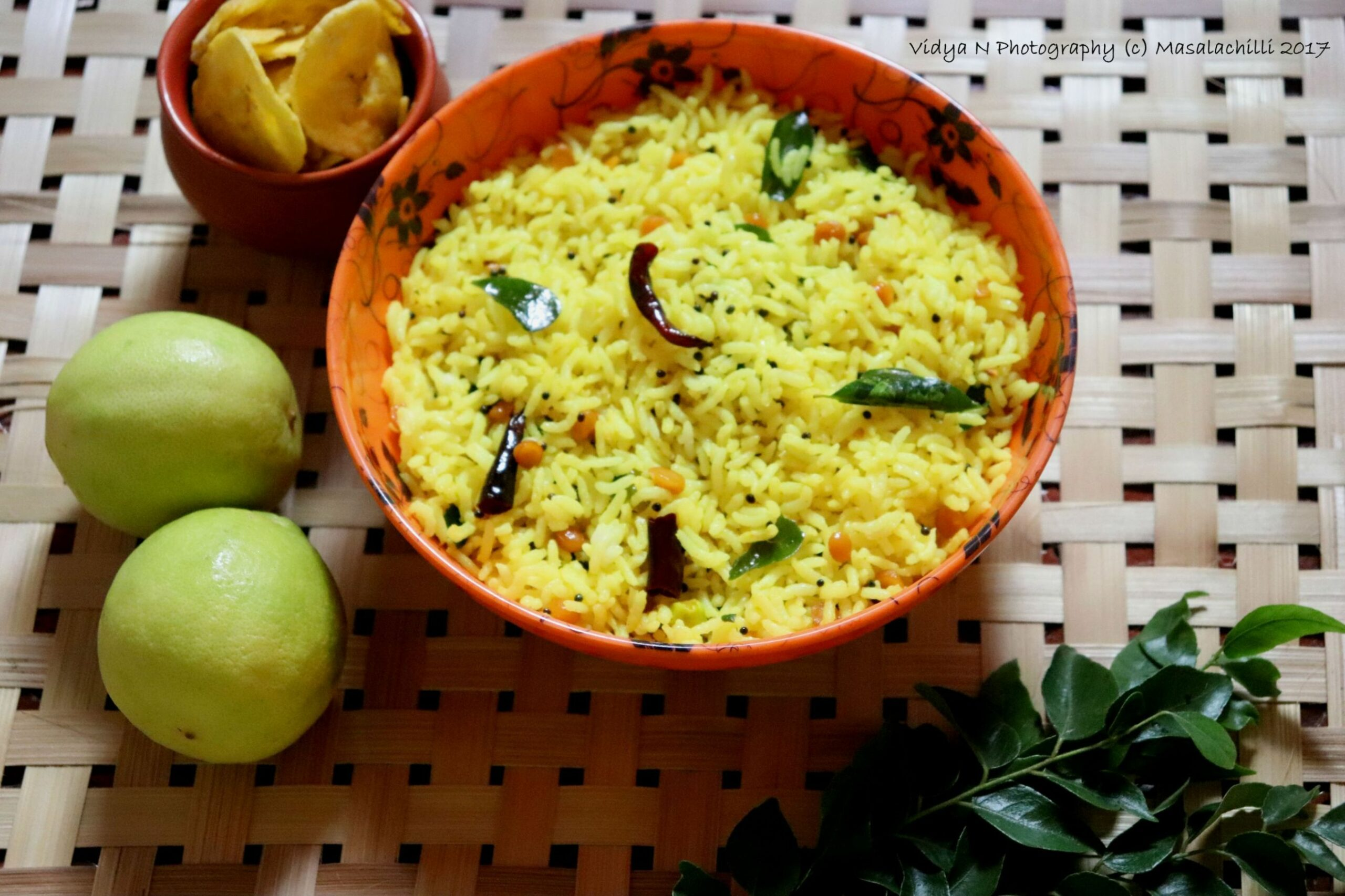 Lemon Rice / Variety Rice / Kalavai Sadam | Lemon rice, Recipe for ..