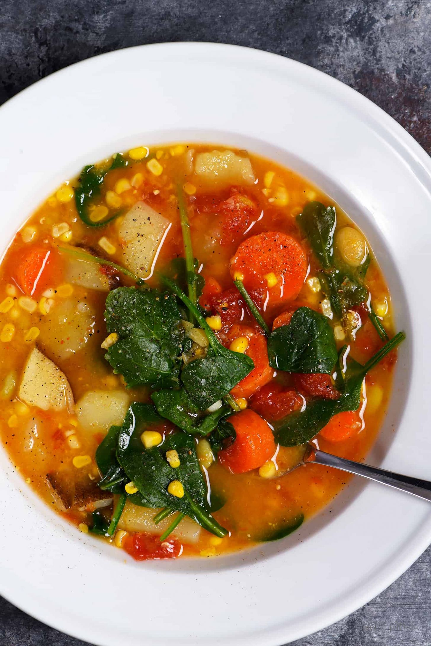 Lentil Vegetable Soup Recipe - Recipes Of Vegetable Soup