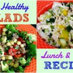 Light Healthy Salads For Lunch & Dinner (Weight Loss Recipes) – Weight Loss Recipes Youtube