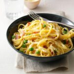 Light Linguine Carbonara – Pasta Recipes Light
