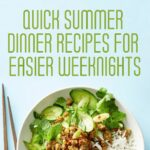 Light Summer Meals That Are Fast And Easy To Make | Easy Meals ..
