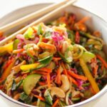 Lighter Asian Noodle Salad – Healthy Recipes Ree Drummond