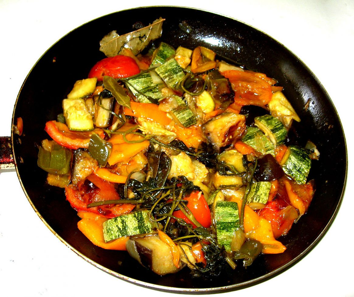 List of vegetable dishes - Wikipedia - Vegetable Recipes List