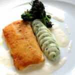 Local Plaice 'Viennoise' – Recipes Cooking Plaice Fillets