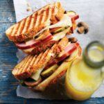 Low Calorie Cuban Sandwich Recipe – Clean Eating Magazine – Sandwich Recipes Low Cholesterol