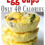 Low Calorie Egg Cups – Your Modern Family – Egg Recipes Low Calorie